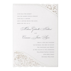 Divine Day - Wedding Invitation