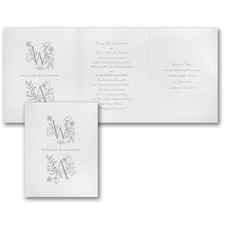 Wedding Invitation: Love Grows