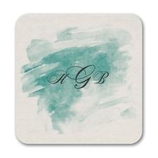 Watercolor Mist - Coaster