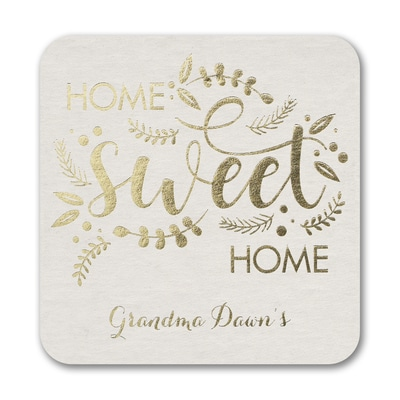 Home Sweet Home - Coaster