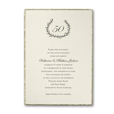 Whimsical Anniversary - Anniversary Invitation