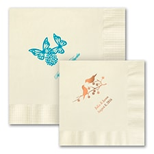 Ecru Napkins