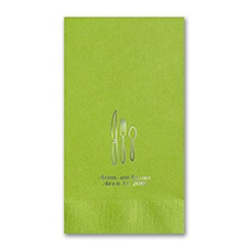 Guest Towel - Lime