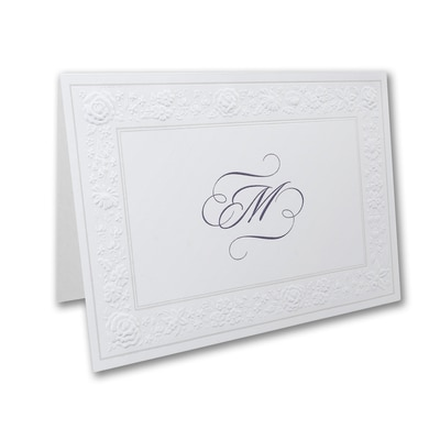 Pearl Decadence - Note Folder and Envelope