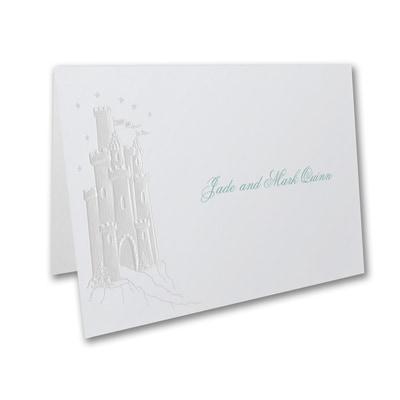 Fairy Tale Scene - Note Folder and Envelope