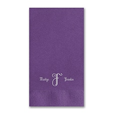 Guest Towel - Purple