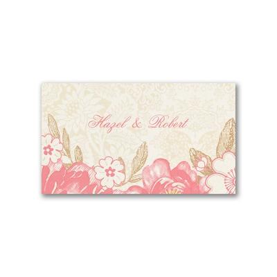 Decorative Floral - Tab