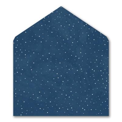 Wish Upon a Star - Envelope Liner