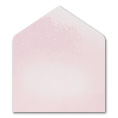 Champagne Wedding - Envelope Liner