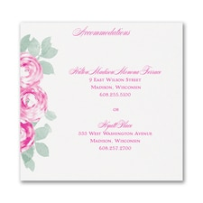 Lovely Roses - Accommodation Card