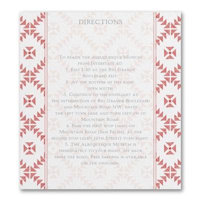 Modern Magic - Direction/Map Card