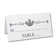 Avenue of Dreams - Place Card