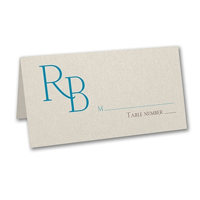 Captivating Capsule - Place Card