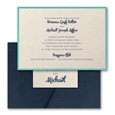 Classico - Pocket Invitation
