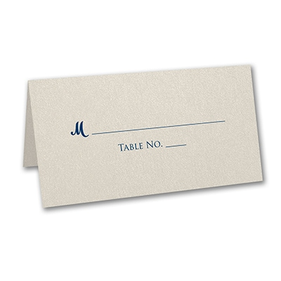 Classico - Place Card