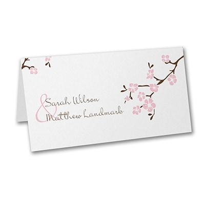 Inflorescence - Place Card