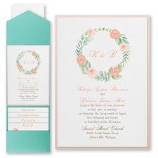 floral invitation: Fabulous Floral