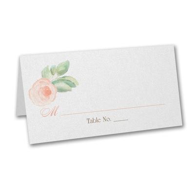 Fabulous Floral - Place Card