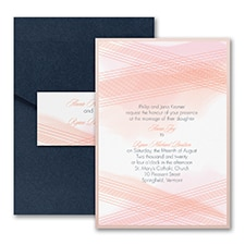 Modern wedding Invitation: Simply Perfection