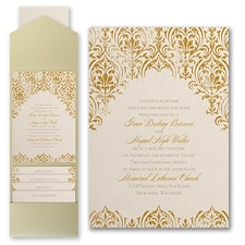 Pocket Invitation: Delicate Romance