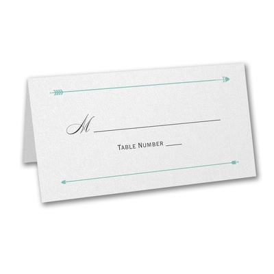 Love Struck - Place Card