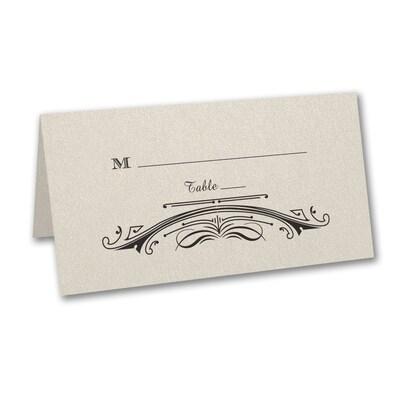 Elegant Deco - Place Card