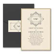 Pocket Invitation: Darling Deco