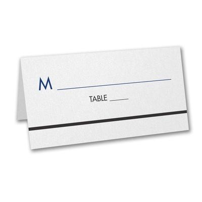 Modern Decadence - Place Card
