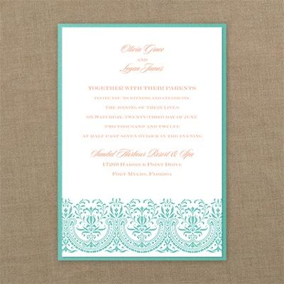 hearts of glory layered invitation wedding invitations media