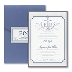 Love Tide - Pocket Invitation