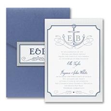 Love Tide - Pocket Invitation