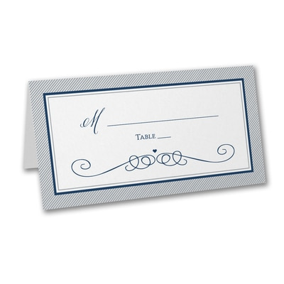Love Tide - Place Card