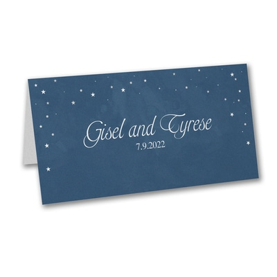 Wish Upon a Star - Place Card