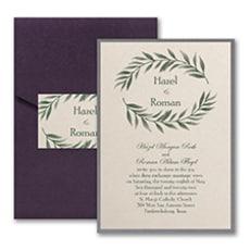 Love Vines - Pocket Invitation