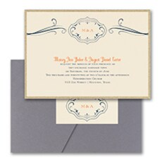 Treasured Day - Pocket Invitation