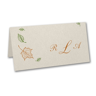 Maple Breeze - Place Card