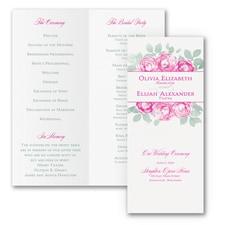 Lovely Roses - Program