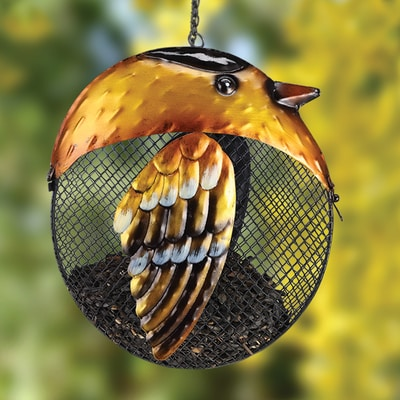 Finch Full Belly Birdfeeder