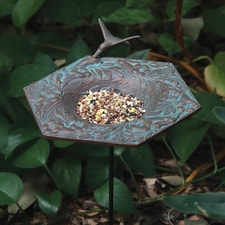 Hummingbird Garden Feeder