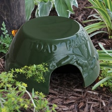 COVER<br />Ceramic Toad House