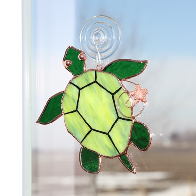 Sea Turtle Suncatcher
