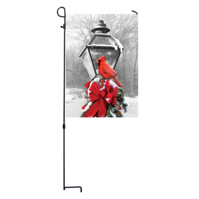 Winter Blessings Garden Flag