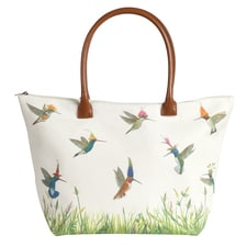 Meadow Buzz Canvas Tote Bag