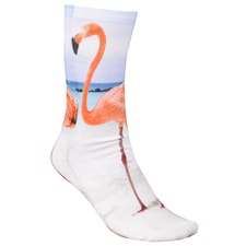 Flamingo Crew Socks