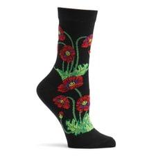 Poppies Socks - May