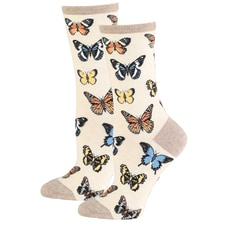 Majestic Butterfly Socks