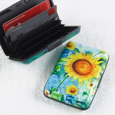 Sunflower Armored Wallet