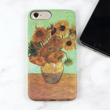 Sunflower Bloom iPhone Case