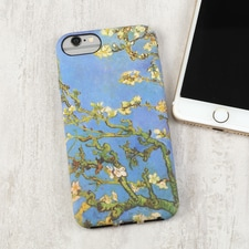 Almond Blossoms iPhone Case