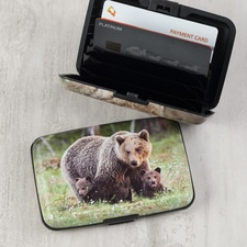 Bear Armored Wallet